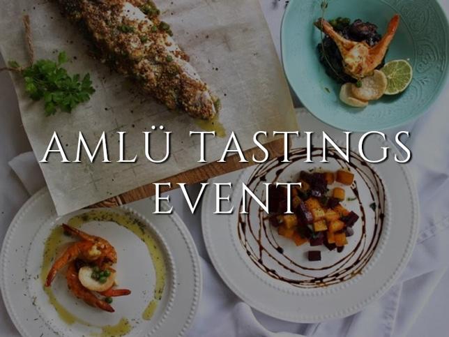 The Farmhouse Amlü Tastings Event