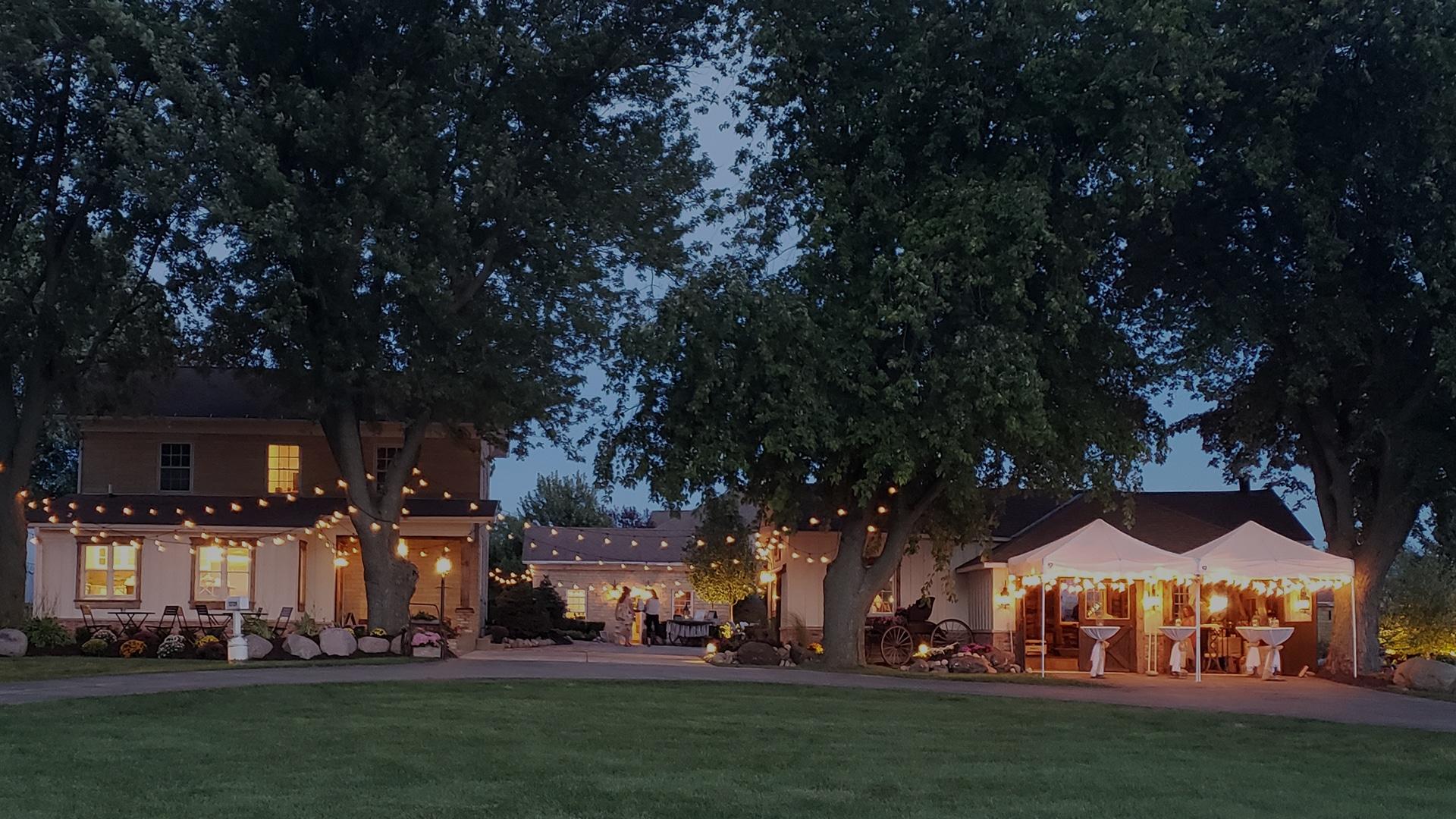 The Farmhouse Plainfield Wedding Event Venue